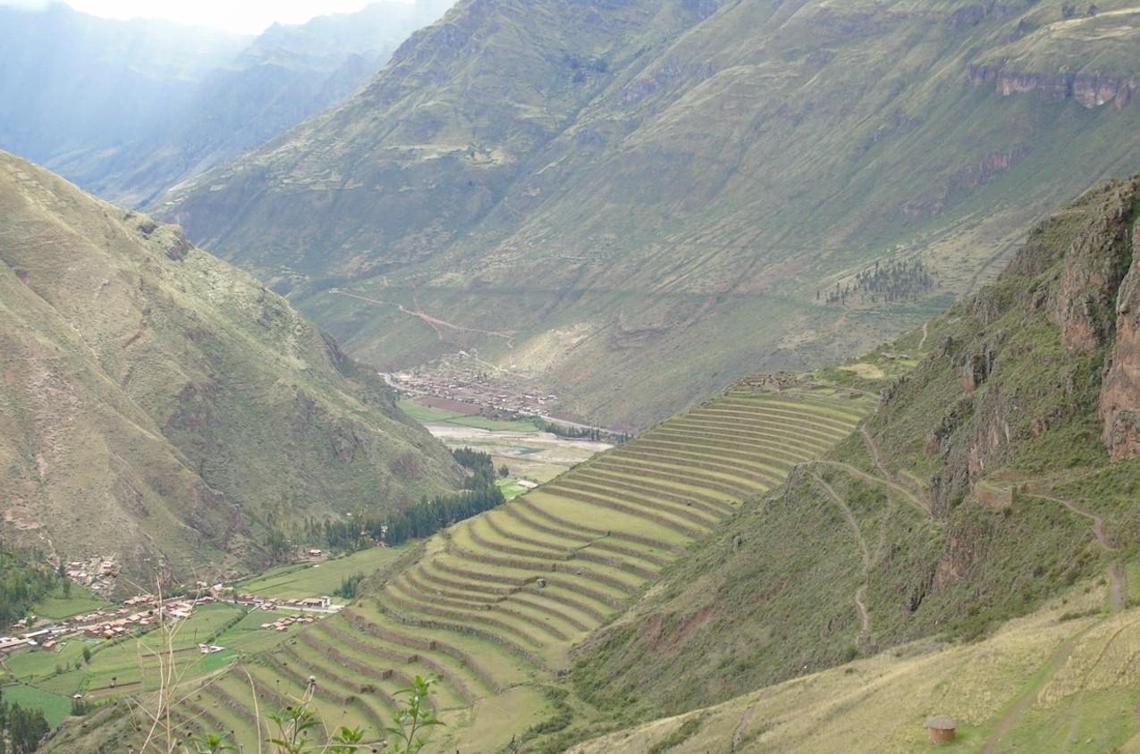 Heiliges Tal - Valle Sagrado