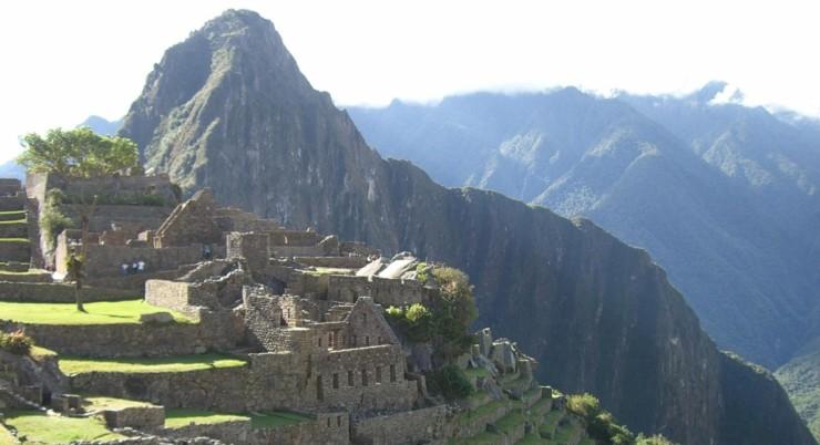 RÄTSELHAFTES PERU