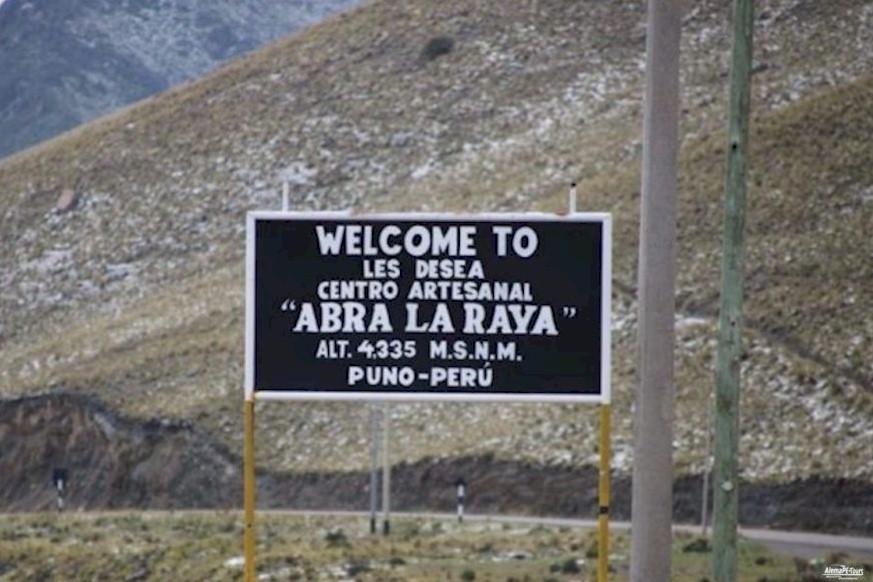ABRA LA RAYA
