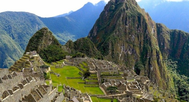 PERU MAGICAL KINGDOM OF THE INCAS